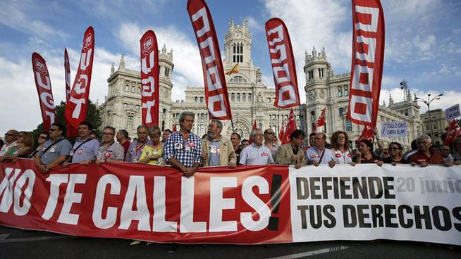 Los sindicatos censuran que se ha rebajado la capacidad de los jueces para anular EREs