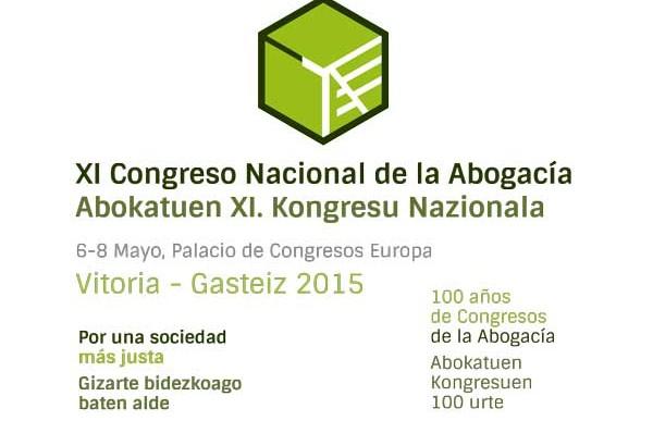 Privacidad, propiedad intelectual y retos tecnológicos centran el XI Congreso de la Abogacía  en Vitoria