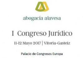 I Congreso Jurídico del Ilustre Colegio de Abogados de Álava