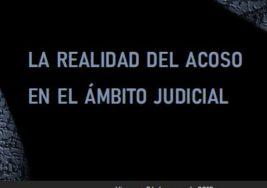 Jornada: La realidad del acoso en el ámbito judicial